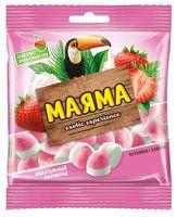 """Мармелад """"Маяма"""" (70 г; клубника и сливки)"""
