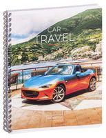 """Тетрадь полуобщая в клетку """"Авто. Car Travel"""" (48 листов; в ассортименте)"""