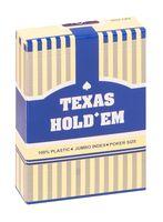 """Карты игральные """"Texas"""" (пластиковые)"""