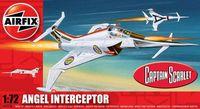 """Истребитель """"Angel Interceptor"""" (масштаб: 1/72)"""