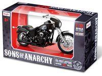 """Модель мотоцикла """"Harley-Davidson Dyna Super Glide Sport. Jackson  Teller"""" (масштаб: 1/12)"""