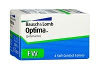 """Контактные линзы """"Optima FW"""" (1 линза; -0,5 дптр; 8,4 мм)"""