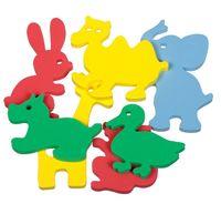 """Набор игрушек для купания """"Аква животные"""" (7 шт.)"""