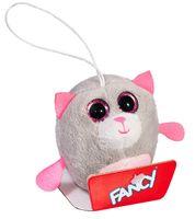 """Мягкая игрушка-брелок """"Глазастик. Котик"""" (8 см)"""