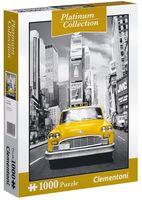 """Пазл """"Нью-Йорк. Такси"""" (1000 элементов)"""