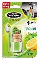 """Ароматизатор для автомобиля """"Wood"""" (lemon)"""