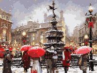 """Картина по номерам """"Рождество"""" (400х500 мм)"""