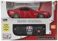 """Машинка на радиоуправлении """"Mercedes-Benz SL 63 AMG"""" (масштаб: 1/24)"""