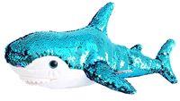 """Мягкая игрушка """"Акула. Блестящая"""" (47 см)"""
