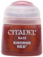 Paint Pots: Khorne Red 12ml (21-04)