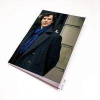 """Блокнот """"Шерлок"""" (А5; арт. 353)"""