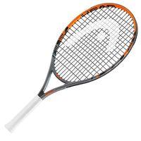 """Ракетка для большого тенниса """"Radical 23 Gr06"""" (чёрный/белый/оранжевый)"""