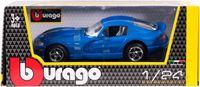 """Модель машины """"Bburago. Dodge Viper GTS Coupe"""" (масштаб: 1/24)"""