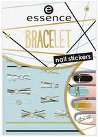 """Наклейки для дизайна ногтей """"Bracelet"""" (тон: 10)"""
