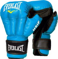 Перчатки для рукопашного боя (10 унций; синие; арт. RF3210)