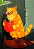 """Магнит сувенирный """"Картины Васи Ложкина"""" (арт. 1775)"""
