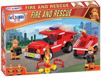"""Конструктор """"Fire and rescue. Пожарный отряд"""" (174 детали)"""
