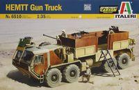 """Сборная модель """"Бронированный вооружённый грузовик HEMTT"""" (масштаб: 1/35)"""