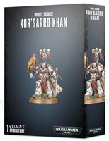 Warhammer 40.000. White Scars. Kor'sarro Khan (48-88)