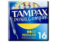 "Тампоны ""Compak Pearl Regular Duo"" (16 шт.)"
