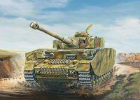 """Средний танк """"Sd. Kfz. 161/2 Pz. Kpfw. IV Ausf. H"""" (масштаб: 1/35)"""