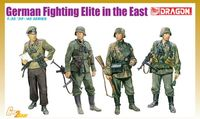 "Набор миниатюр ""German Fighting Elite in the East"" (масштаб: 1/35)"