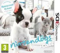 Nintendogs+Cats. Французский бульдог и новые друзья - Nintendo select (Nintendo 3DS)