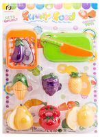 """Игровой набор """"Фрукты и овощи"""" (арт. DV-T-1051)"""