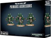 Warhammer 40.000. Dark Angels. Primaris Aggressors (44-74)