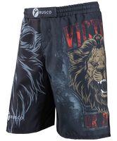 """Шорты для MMA детские """"Lion"""" (M)"""