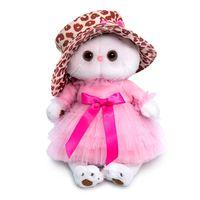 """Мягкая игрушка """"Ли-Ли в леопардовой шляпе"""" (24 см)"""