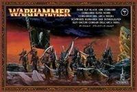 "Набор миниатюр ""Warhammer FB. Dark Elf Black Ark Corsairs"" (85-08)"