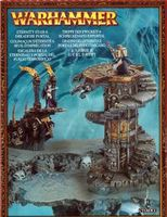 "Ландшафт ""Warhammer Scenery: Eternity Stair and Dreadfire Portal"" (64-49)"