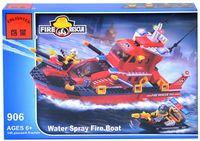 """Конструктор """"Fire Rescue. Пожарный катер"""" (340 деталей)"""