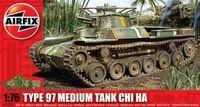 "Средний танк ""Type 97 Chi Ha"" (масштаб: 1/76)"