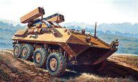 "Бронеавтомобиль ""Lav-25 Air Defence"" (масштаб: 1/35)"