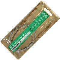 Спицы круговые для вязания (бамбук; 2,5 мм; 100 см)