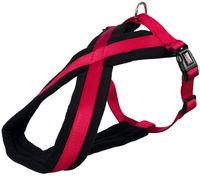 """Шлея для собак """"Premium"""" (размер XS-S; 30-40 см; красная)"""