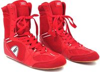 Обувь для бокса PS005 (р. 46; красная)