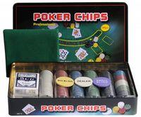 "Набор для покера ""Holdem Light"" (300 фишек; арт. hl300b)"