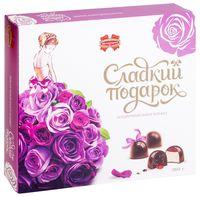 """Набор конфет """"Сладкий подарок. Лиловый"""" (260 г)"""