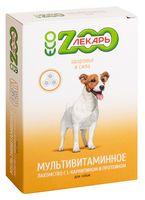 """Витамины для собак """"Здоровье и сила"""" (90 шт.; с L-карнитином и протеином)"""