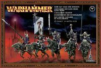 "Набор миниатюр ""Warhammer FB. Dark Elf Cold One Knights"" (85-11)"