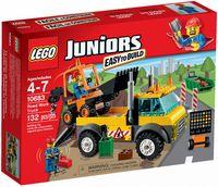 "LEGO Juniors ""Ремонт дороги"""