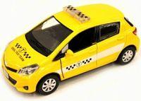 "Модель машины ""Toyota Yaris Russian Taxi"" (масштаб: 1/32)"