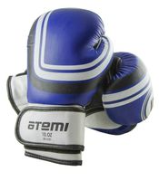 Перчатки боксёрские LTB-16101 (L/XL; синие; 14 унций)