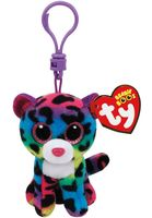 "Мягкая игрушка-брелок ""Леопард Dotty"" (12,7 см)"