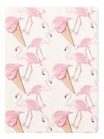 """Обложка для паспорта """"Ice cream"""""""