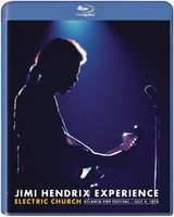 Jimi Hendrix. Electric Church (Blu-Ray)