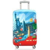 """Чехол для чемодана """"New York"""" (средний)"""